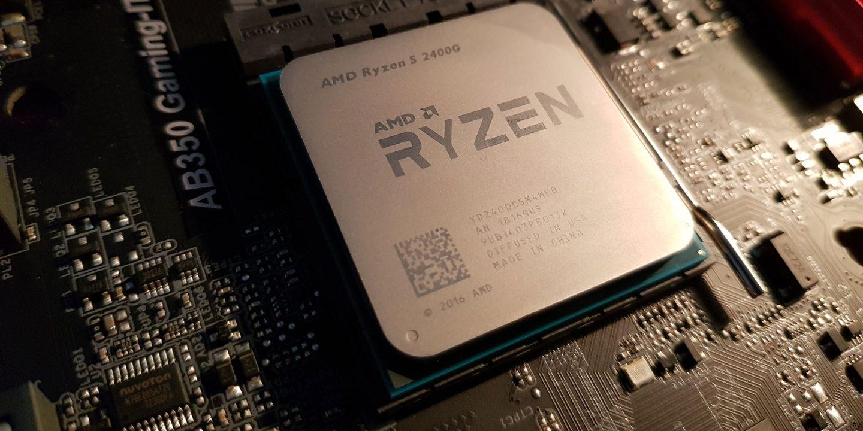 AMD Ryzen 5 2400G Gaming PC