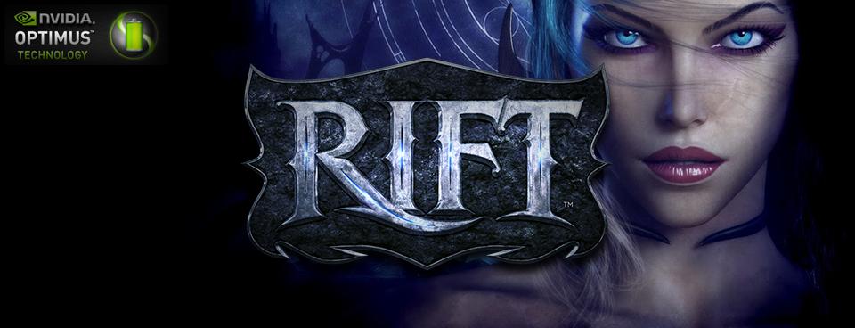 Rift and NVIDIA