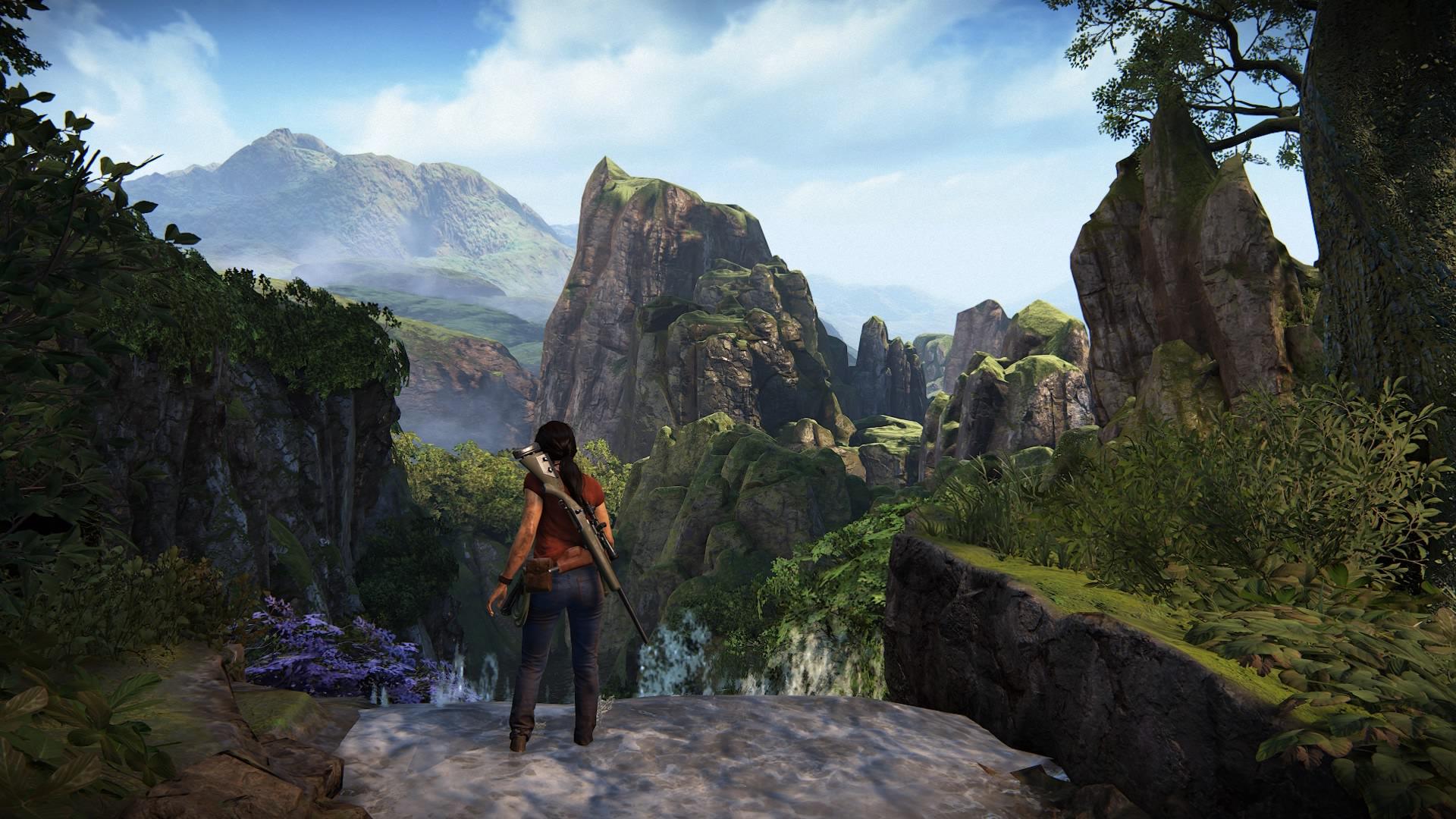Viewpoint in Uncharted: The Lost Legacy