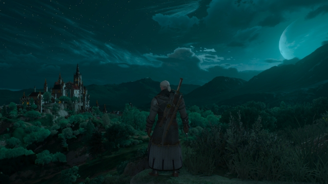 Touissaint nighttime - Xbox One X